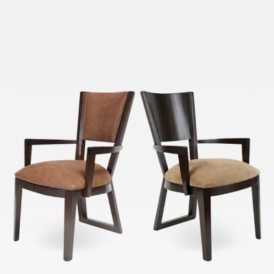 Berman Rosetti Hourglass Dining Chair