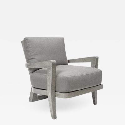 Berman Rosetti Hourglass Lounge Chair