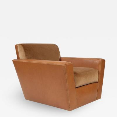 Berman Rosetti Idaho Lounge with swivel option