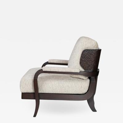 Berman Rosetti Wing Lounge Chair
