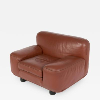 Bernini Altopiano Lounge Chair by Franco Poli for Bernini