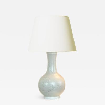 Bing Gr ndahl Elegant Lamp by Ebbe Sadolin for Bing Groendahl