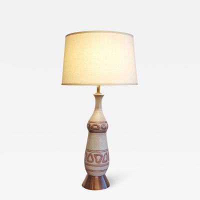 Bitossi ALDO LONDI TABLE LAMP FOR BITOSSI ITALY