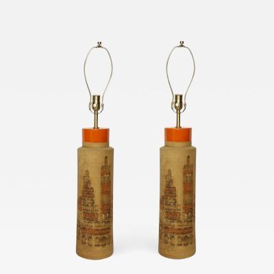 Bitossi Bitossi Citiscape ceramic Lamps