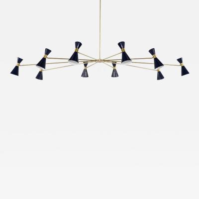 Blueprint Lighting Campana Chandelier