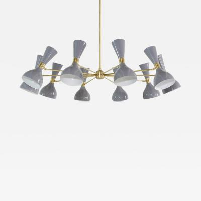 Blueprint Lighting Ludo Chandelier
