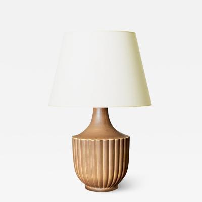 Bo Fajans Exceptional Neoclassically Inspired Art Deco Lam by Ewald Dahlskog
