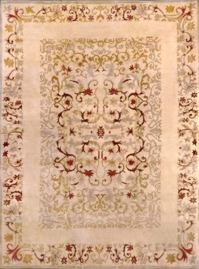 Boccara Boccara Hand knotted Limited Edition Artistic Rug Design N 16