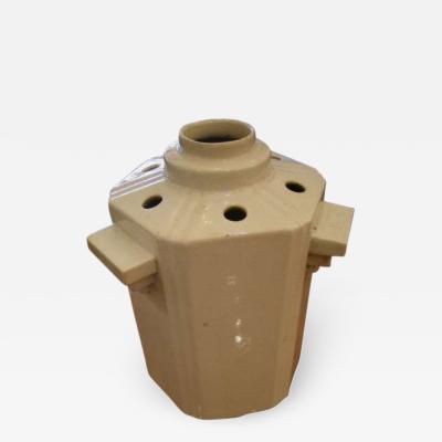 Boch Fr res Keramis Co Boch Modernist Vase