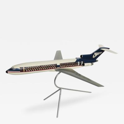 Boeing Massive Boeing 727 Cutaway Jet Model for Avensa Airlines
