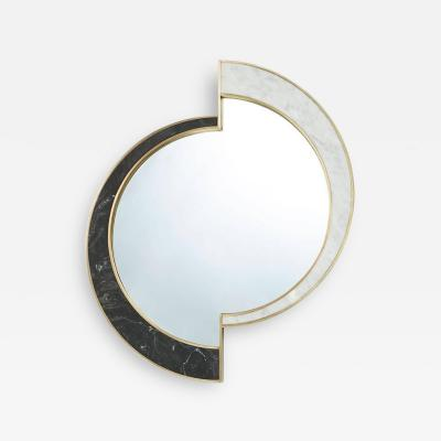 Bohinc Studio Half Moon Mirror