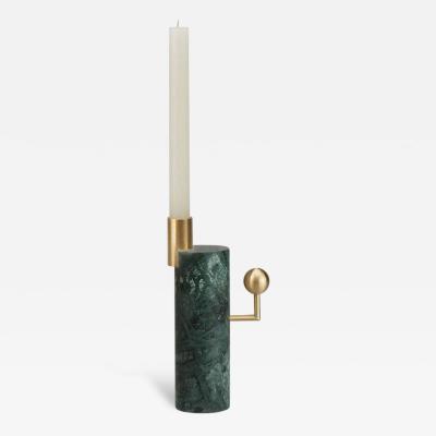 Bohinc Studio Stargazer Candleholder Verde Guatemala