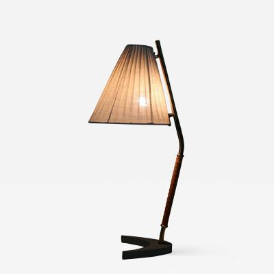 Bohlmarks AB Scandinavian Midcentury Table Lamp by B hlmarks 1940s Sweden