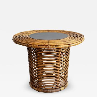 Bonacina BONACINA RATTAN TABLE