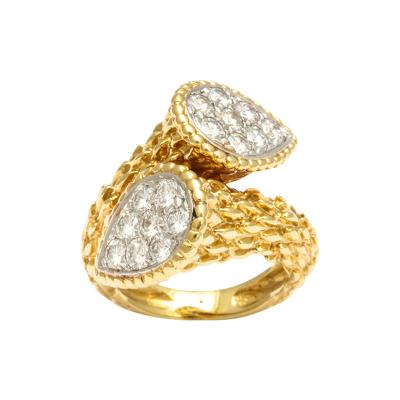 Boucheron Boucheron Gold Diamond Ring