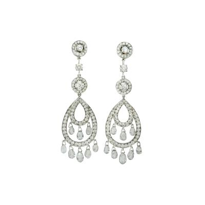Boucheron Boucheron Paris Cinna Pampilles drop earrings