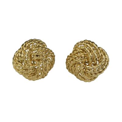 Boucheron Boucheron Paris Gold Earrings