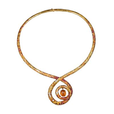 Boucheron Boucheron Paris Mamba Necklace