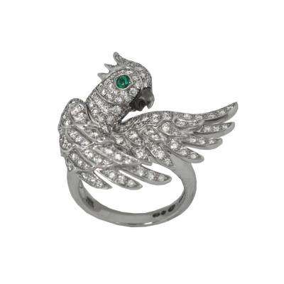 Boucheron Boucheron Parrot Ring