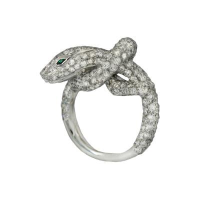 Boucheron Boucheron Snake Ring