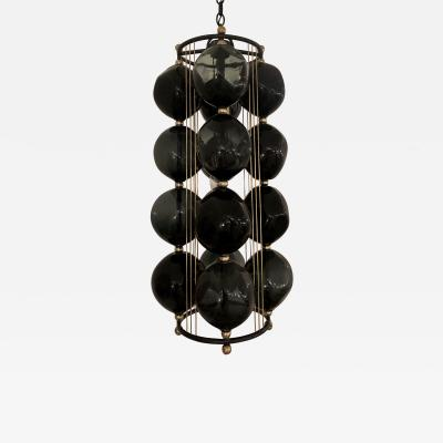 Bourgeois Boheme Atelier Opera Prima Chandelier Small model smoked Glass