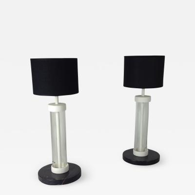 Bourgeois Boheme Atelier Pair of Table Lamps by Bourgeois Boheme Atelier