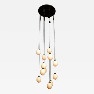 Bourgeois Boheme Atelier Pigalle Chandelier by Bourgeois Boheme Atelier