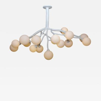 Bourgeois Boheme Atelier Republique Chandelier by Bourgeois Boheme Atelier