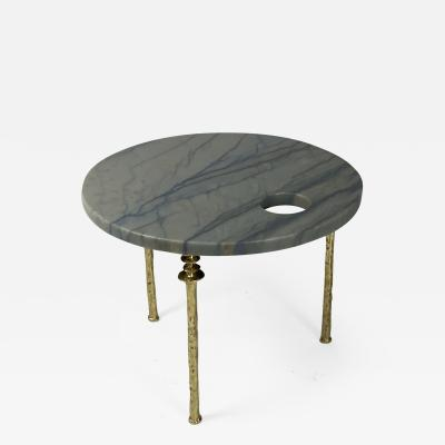 Bourgeois Boheme Atelier Round Single Sorgue side Table