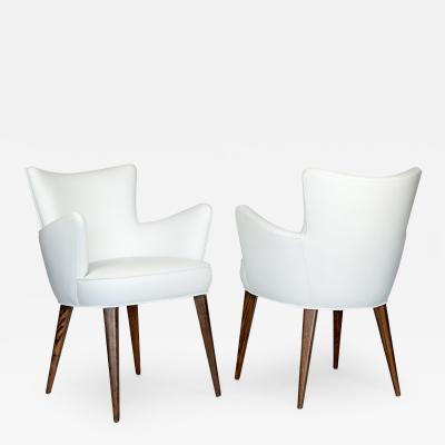 Bourgeois Boheme Atelier Set of Four Aube Chairs
