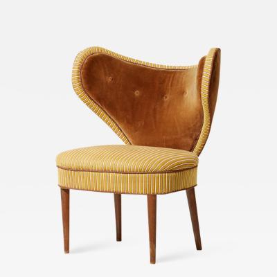 Br ndby ster M bel Tr varefabrik Hjertestolen Heart chair by Br ndby ster M bel Tr varefabrik
