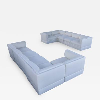 Brueton 10 Pieces Brueton Sectional Sofa