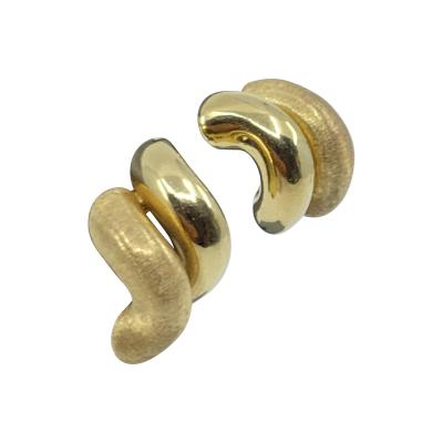 Buccellati Buccellati Yellow gold earrings