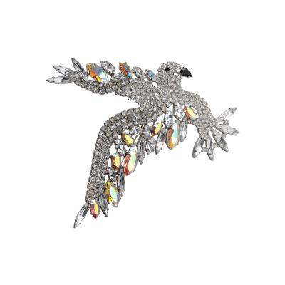 Butler Wilson Butler Wilson In Flight Bird Brooch
