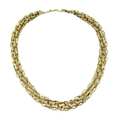 Bvlgari Bulgari 18K yellow Gold Necklace