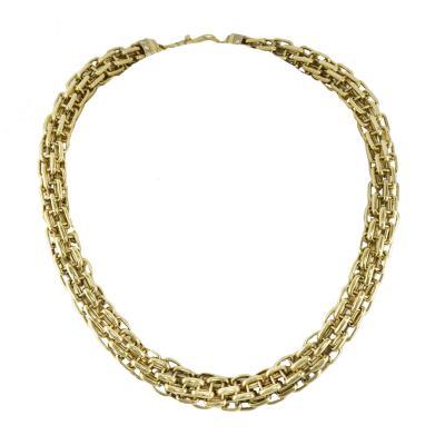 Bvlgari Bulgari 18K yellow Gold Necklace