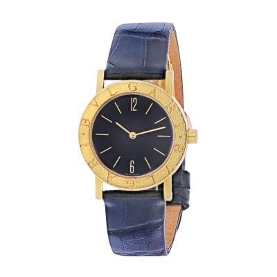 Bvlgari Bulgari BVLGARI 18K YELLOW GOLD DIAGONO LADIES BB 30 GL WATCH