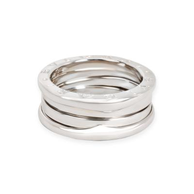 Bvlgari Bulgari Bulgari B Zero One Ring in 18K White Gold