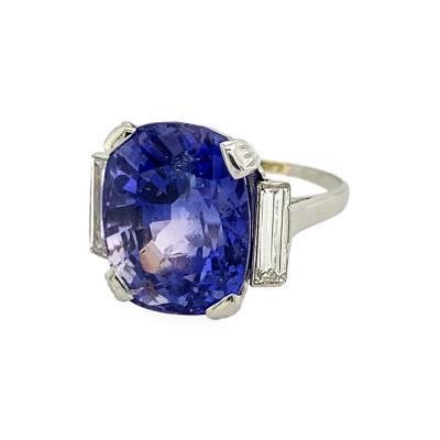 Bvlgari Bulgari Bulgari Natural Ceylon Sapphire Ring