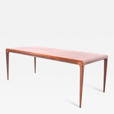 CFC Silkeborg Coffee Table by Johannes Andersen for CFC Silkeborg