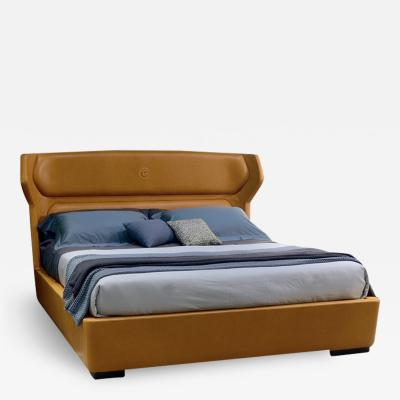 Carpanelli Contemporary Bedrooms Mistral Bed