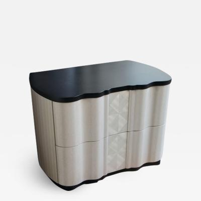 Carpanelli Contemporary Bedrooms Mistral Bedside Table