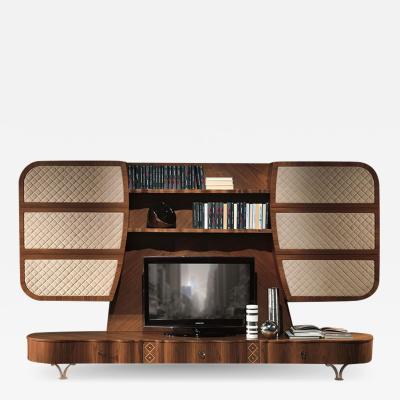 Carpanelli Contemporary Bookcases Mistral TV