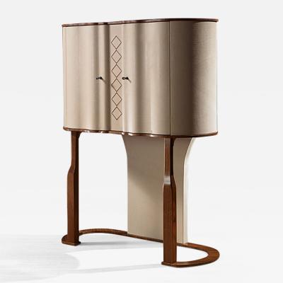 Carpanelli Contemporary Carpanelli Mistral Bar Cabinet
