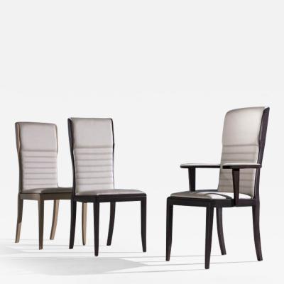 Carpanelli Contemporary Dining Galileo Padded Chair