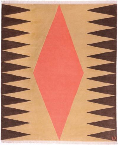 Carpets CC Interior Orange