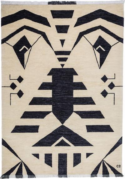 Carpets CC Tribal Black