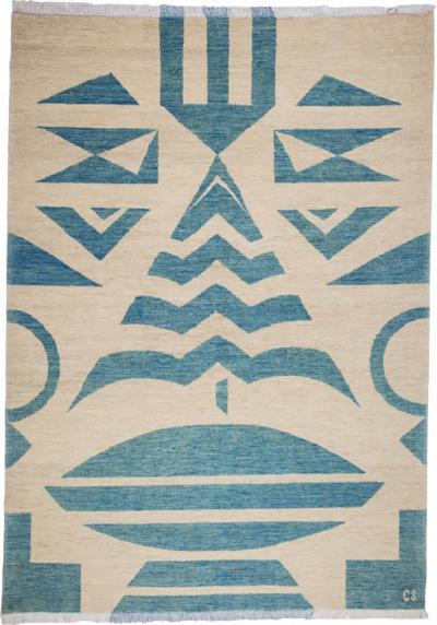 Carpets CC Tribal Blue
