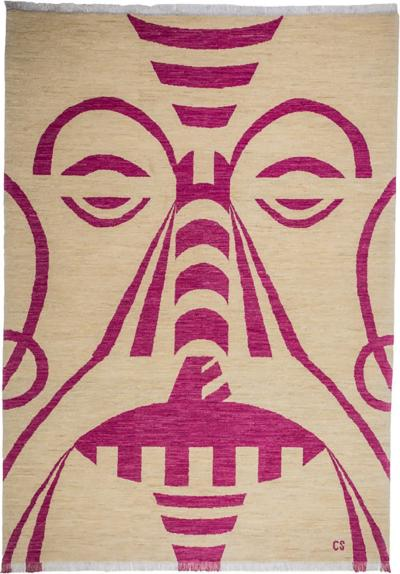 Carpets CC Tribal Pink