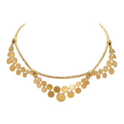 Cartier 18k Gold Necklace by Cartier